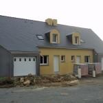Maison Enduit PAREX Morbihan