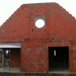 Maison en briques Pénestin Morbihan 56