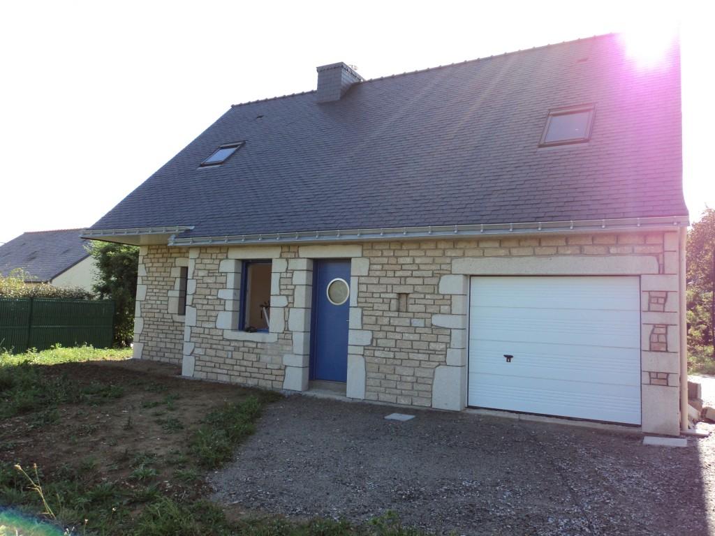 Maison habillée en moëllons en pierre taillés sur place avec entourage Pénestin - Morbihan - 56
